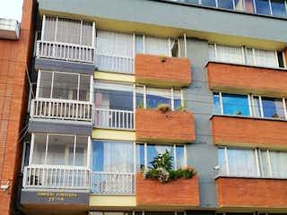 Apartamento en venta en Barrio Nicolás De Federman de 3 habitaciones