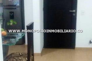 Apartamento en La Mina, Envigado - 55 mt2, tres alcobas
