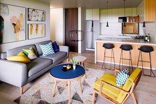 Vivienda nueva, Sabana Reservado, Apartamentos en venta en Casco Urbano Chía con 40m²