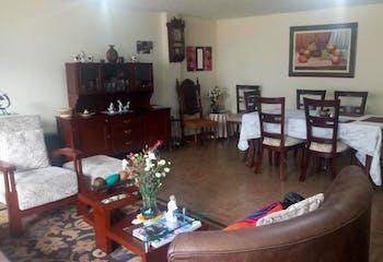 Apartamento en venta en Barrio Quinta Paredes de 3 hab.