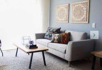 Cantabria, Apartamentos en venta en Vereda El Rosal con 66m²
