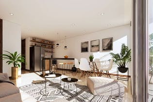 Fiesole, Apartamentos nuevos en venta en San Nicolás con 1 habitación
