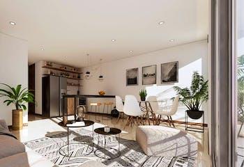 Fiesole, Apartamentos en venta en San Nicolás 39m²