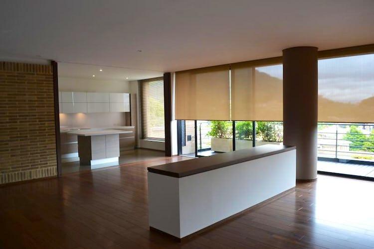 Portada Apartamento en venta en Bogota Santa Bárbara 3 habitaciones