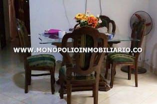 Apartamento en venta en Manrique Central No. 2 de 4 habitaciones