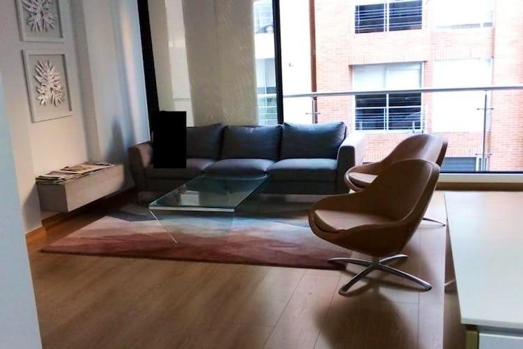 Portada Apartamento En Venta En Bogota Santa Barbara- 3 alcobas