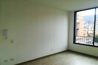 Apartamento En Venta En Bogota Santa Barbara Central-Usaquén, cuienta con 2 habitaciones.