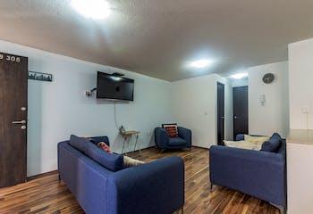Departamento en venta en Simón Bolívar 121 m2 en 3er Piso