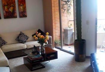 Apartamento en venta en Barrio Usaquén, 144m² con Gimnasio...