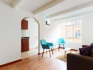 Apartamento en venta en Barrio El Tintal 42m² con Jardín...