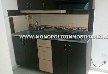 Apartamento en Rodeo Alto, Belen - 55mt, tres alcobas, balcón