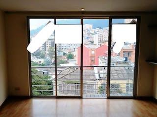 Apartamento en venta en Chapinero Alto 88mt