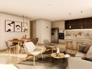 City33 A, apartamentos sobre planos en Laureles, Medellín