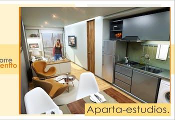 Vivienda nueva, Torre Ventto, Apartamentos nuevos en venta en Las Nieves con 1 hab.