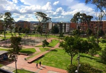 Apartamento En Venta En Bogota Nueva Autopista, con dos terrazas.