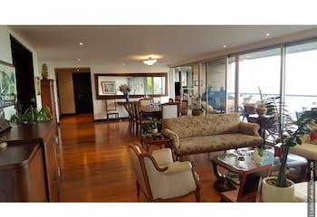 Apartamento en el Poblado, Tesoro con vista espectacular- 3 alcobas