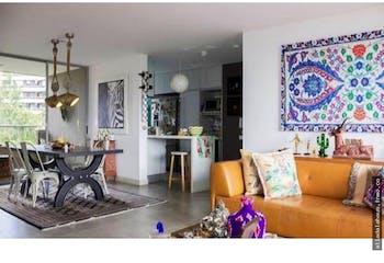 Apartamento en venta en Loma De Benedictinos, 152m² con Piscina...