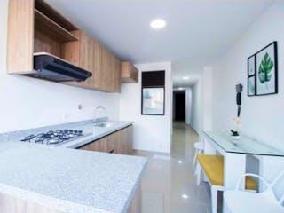 Apartamento en venta en Cabañitas de 2 alcoba