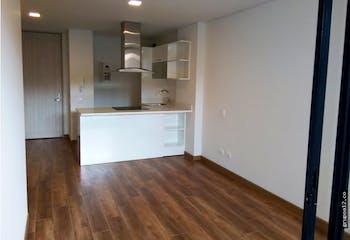 Apartamento en venta en Contador de 1 alcoba