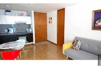 Apartaestudio en San Patricio, cuenta con garaje y deposito.