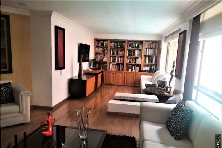 Portada Vendo Apartamento La Carolina Bogotá, 3 alcobas