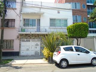 Casa en venta, Narvarte, Benito Juárez