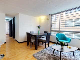 Apartamento en venta en Pinar De Suba, 63m² con Gimnasio...