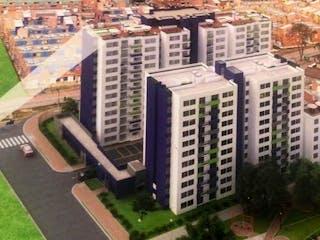 San Bernardino, Apartamento en venta en Bosa La Independencia, 50m²