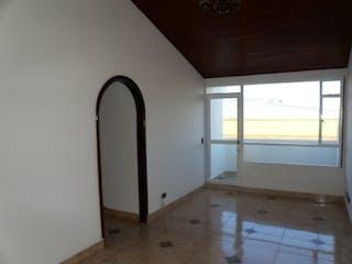 Apartamento en venta en San Antonio Norte, 58mt con balcon