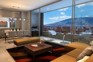 Reserva de Santa Tereza, Apartamentos en venta en Santa Teresita Medellín 112m²