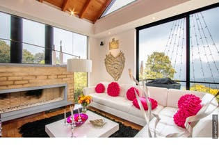 Hermosa casa campestre en la Calera - con tres habitaciones c/u con baño