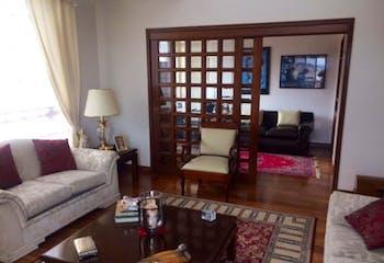 Apartamento En Venta En Bogota Santa Barbara Central-Usaquén - con tres alcobas, cuatro baños
