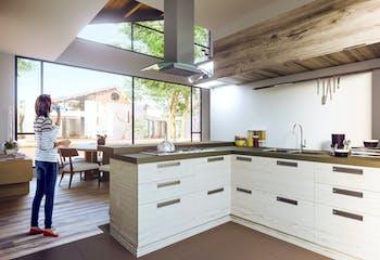 Proyecto de vivienda, de La Pradera, Casas en venta en Río Grande 128m²