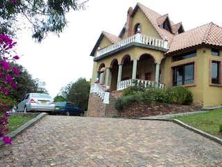Casa Campestre En Venta En La Calera Vereda El Sanrafael