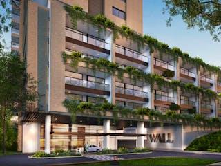 Apartamento en venta en Manila de 1 habitación