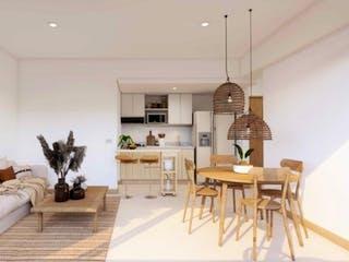 Apartamento en venta en Barro Blanco de 2 alcobas