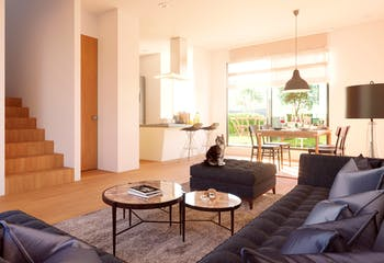 Proyecto nuevo, Reserva del Prado, Casas en Cajicá con 3 habitaciones