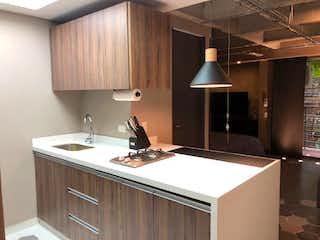 ubicado, Apartamento en venta, 33m² con Balcón...