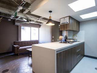 Apartamento AMOBLADO en venta en San Diego, Poblado.