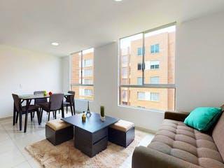 Apartamento en venta en Casco Urbano Mosquera con Bbq...