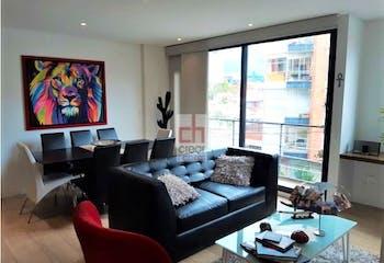 Vende Apartamento Santa Barbara Occidental Bogota, cuenta con 3 habitaciones.