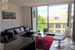 Apartamento en venta en Chicó Reservado de 83m² con Bbq...