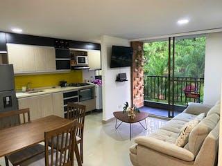 Apartamento en venta en Rodeo Alto de 57m² con Bbq...