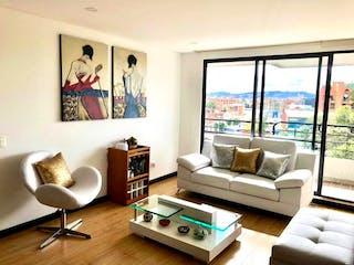 Apartamento en venta en Cedritos, 89mt con balcon
