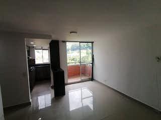 Una vista de una sala de estar y una sala de estar en Apartamento en Venta TABLAZA