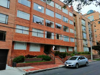 Apartamento en venta en Santa Paula de 88m²