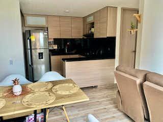Apartamento en venta en Los Gómez de 2 alcobas