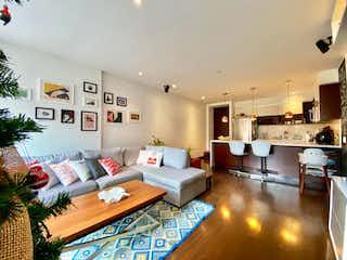 Apartamento en venta en Chicó Reservado, 100mt con terraza