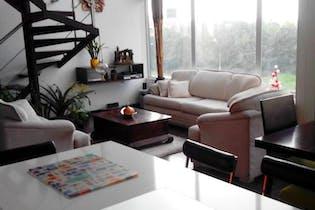 Apartamento en venta en Caobos Salazar, 133m² con Zonas húmedas...