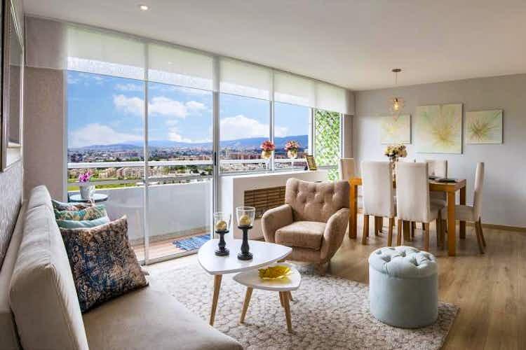 Portada Apartamento En Venta En Bogota La Felicidad - Los Pinos- 3 alcobas